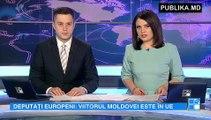 Deputații europeni -  Viitorul Moldovei este în Uniunea Europeană