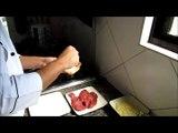 Filé a parmegiana - Cozinha prática - Receita fácil e simples