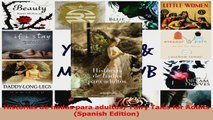 PDF Download  Historias de hadas para adultos Fairy Tales for Adults Spanish Edition Download Online