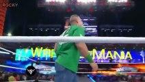 John Cena vs The Rock - Once in a Lifetime (Wrestlemania 28)