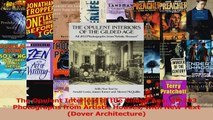 PDF Download  The Opulent Interiors of the Gilded Age All 203 Photographs from Artistic Houses with New Read Online