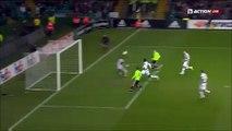 1-1 Arkadiusz Milik Acrobatic Goal - Celtic v. Ajax Amsterdam 26.11.2015 HD