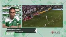 """Fernando Prass: """"Eu não posso justificar minha derrota com um erro da arbitragem, e o árbitro também não pode justificar"""