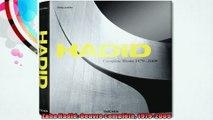 Zaha Hadid Oeuvre complète 19792009