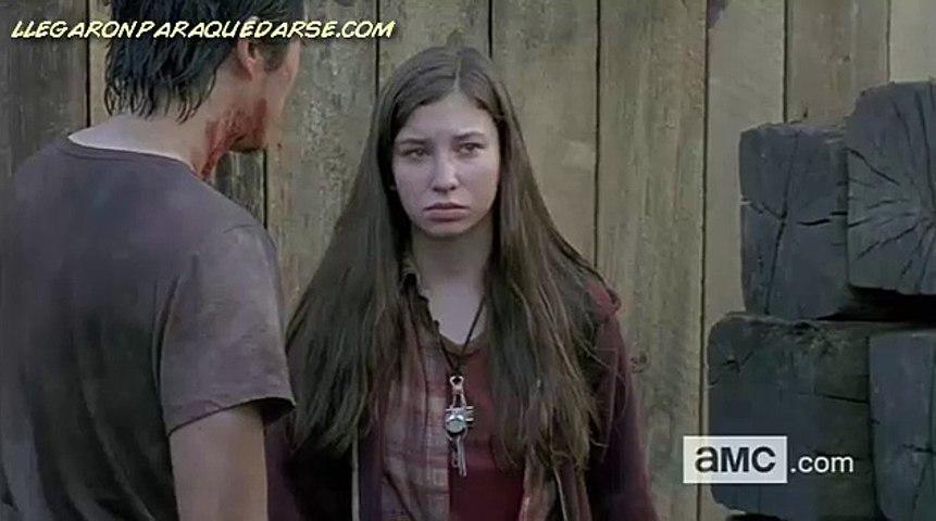 The Walking Dead 6x08 - 'Start to finish': Sneak Peek #1 (Subtitulada)