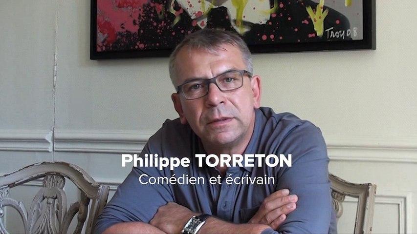 [Culture] Philippe Torreton soutient Nicolas Mayer-Rossignol