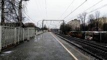 Wileyfox Swift, тест камеры - поезд
