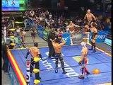 03 Alex Koslov, Christopher Daniels & Joe Lider vs. Extreme Tiger, Jack Evans & Rocky Romero