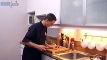 Cuisine : Aiguillettes de canard au pesto express et facile