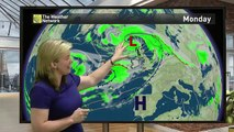 More storms, wet and windy weather for the UK next week