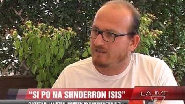 Gazetari i luftës, rrëfen eksperiencën e tij - News, Lajme - Vizion Plus