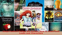 Read  Shojo Fashion Manga Art School How to Draw Cool Looks and Characters EBooks Online