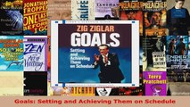 Read  Goals Setting and Achieving Them on Schedule PDF Free