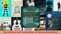 Read  The Science and Technology of Carbon Nanotubes PDF Free
