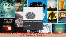 Download  Chemistry  Physics of Carbon Volume 24 Chemistry and Physics of Carbon PDF Free