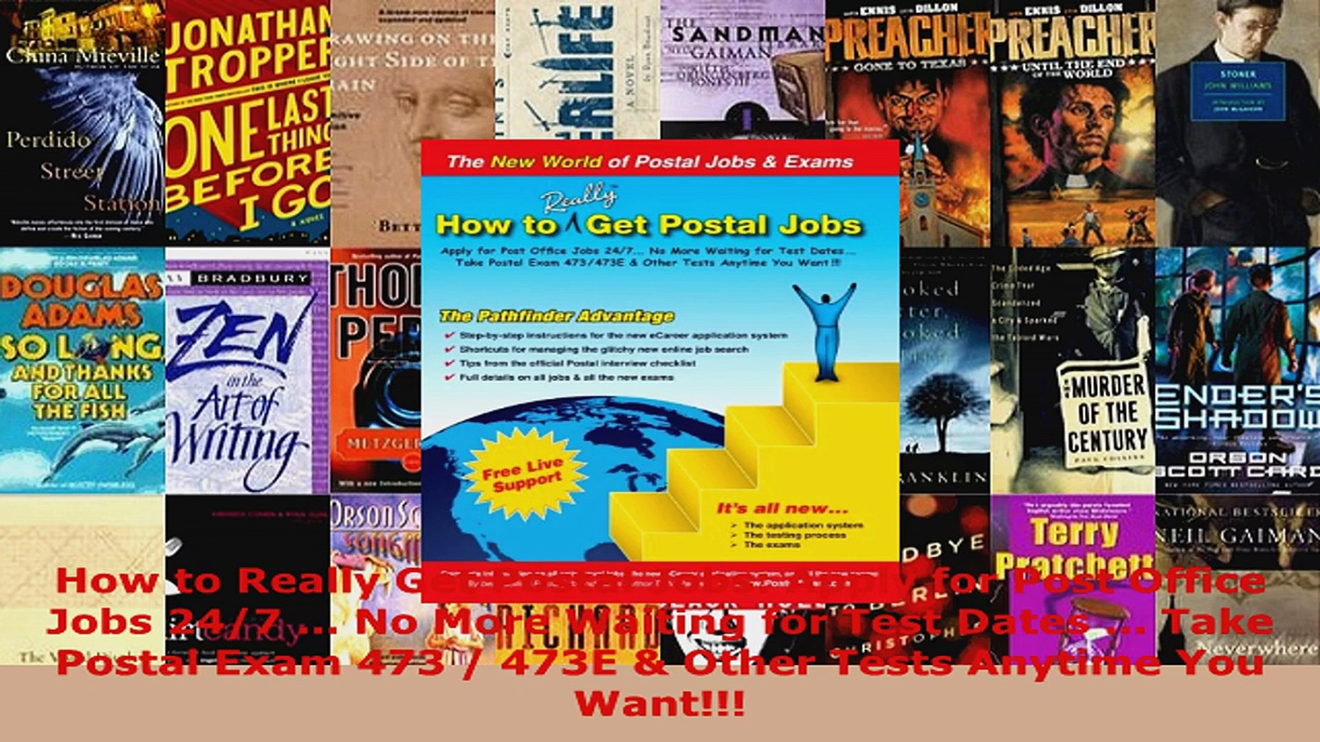 Read  How to Really Get Postal Jobs Apply for Post Office Jobs 247  No More Waiting for Ebook Free