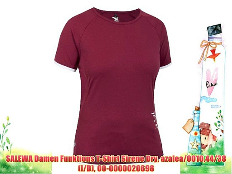 Damen Salewa Damen T Shirt Sirene Dry Short Sleeve 00