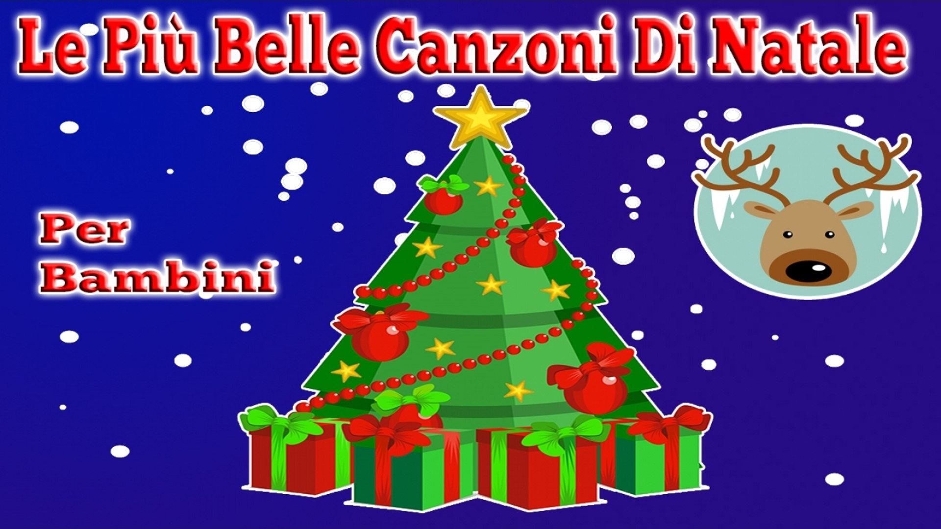 Le Piu Belle Canzoni Di Natale.Chri Le Piu Belle Canzoni Di Natale Per Bambini Video Dailymotion