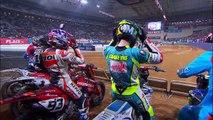Superprestigio Dirt Track 2 Super Final Marc Marquez Vs Jared Mees Moto gp racing