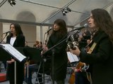 """Nolwenn Leroy, Camelia Jordana et Yael Naïm interprètent """"Quand on n'a que l'amour"""" de Jacques Brel"""