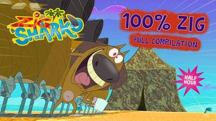 Zig & Sharko - 100% Zig Compilation _ HD