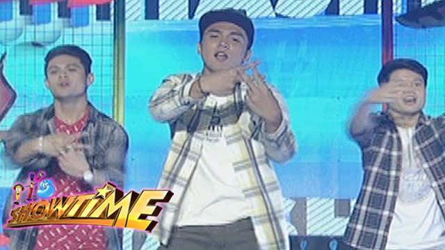 "It's Showtime: Hashtags perform ""Natataranta"""