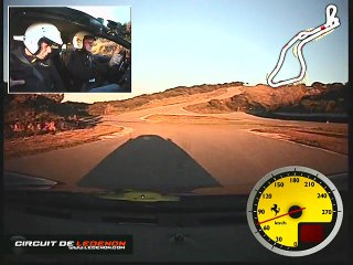 Votre video de stage de pilotage  B018211115LE0028