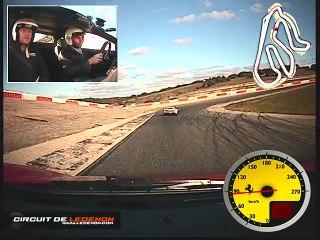 Votre video de stage de pilotage  B018221115LE0024