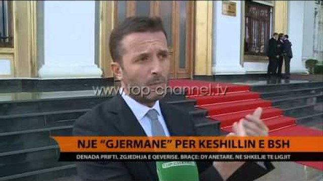 """Një """"gjermane"""" për Këshillin e BSH - Top Channel Albania - News - Lajme"""