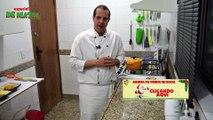Receita de Natal fácil e Simples - Alfajor de colher - Cozinha Prática