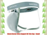 Shock Doctor Ultra Support W/ Bio Cup - Small