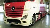 مرسيدس إيفيسينسي ران - تخفيض انبعاثات غاز ثاني أكسيد الكربون في الشاحنات   عالم السرعة