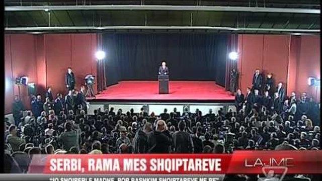 Rama për të drejtat e shqiptarëve të Preshevës - News, Lajme - Vizion Plus