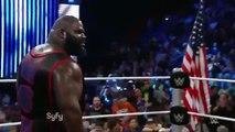 WWE SmackDown - Mark Henry vs. Rusev - International Arm Wrestling Match - HQ-Video
