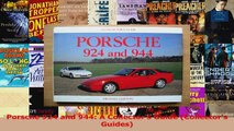 Read  Porsche 924 and 944 A Collectors Guide Collectors Guides Ebook Free
