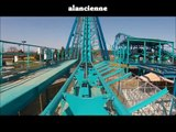 extreme roller coaster montagne russe manege video hd