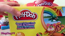 Play-Doh Diggin' Rigs Buster the Power Crane Play Doh playset awesome learning kids toys Tonka
