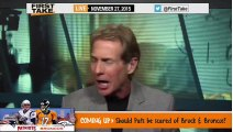 ESPN First Take - Skip Bayless Rips Aaron Rodgers After Packers Loss to Bears