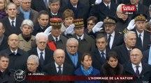 Sénat 360 : L'hommage de la nation / J-3 avant la Cop21 / Les temps forts de la semaine du Sénat (27/11/2015)