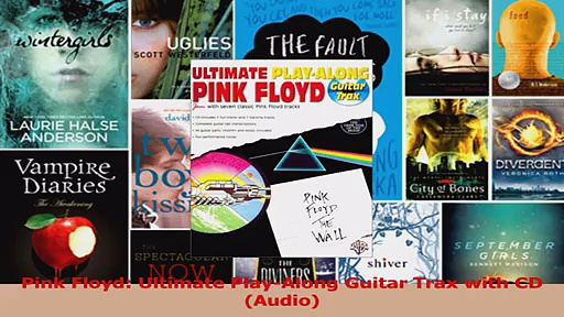 Read  Pink Floyd Ultimate PlayAlong Guitar Trax with CD Audio Ebook Free