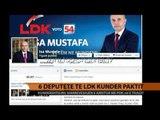 LDK, 6 deputetë kundër koalicionit me PDK - Top Channel Albania - News - Lajme