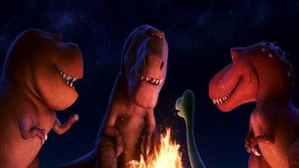 Il viaggio di Arlo. Clip - La cicatrice del T-Rex Butch
