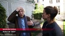 Boualem Sansal sur l'islamisme en France