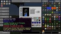PopularMMOs Pat and Jen Minecraft MUTANT SPIDER CHALLENGE GAMES Lucky Block Mod Modded Min