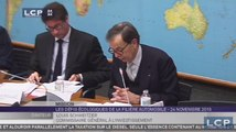 Travaux de l'Assemblée : Audition de Louis Schweitzer, commissaire général à l'investissement