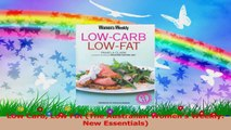 Low Carb Low Fat The Australian Womens Weekly New Essentials Read Online