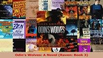 Download  Odins Wolves A Novel Raven Book 3 PDF Online