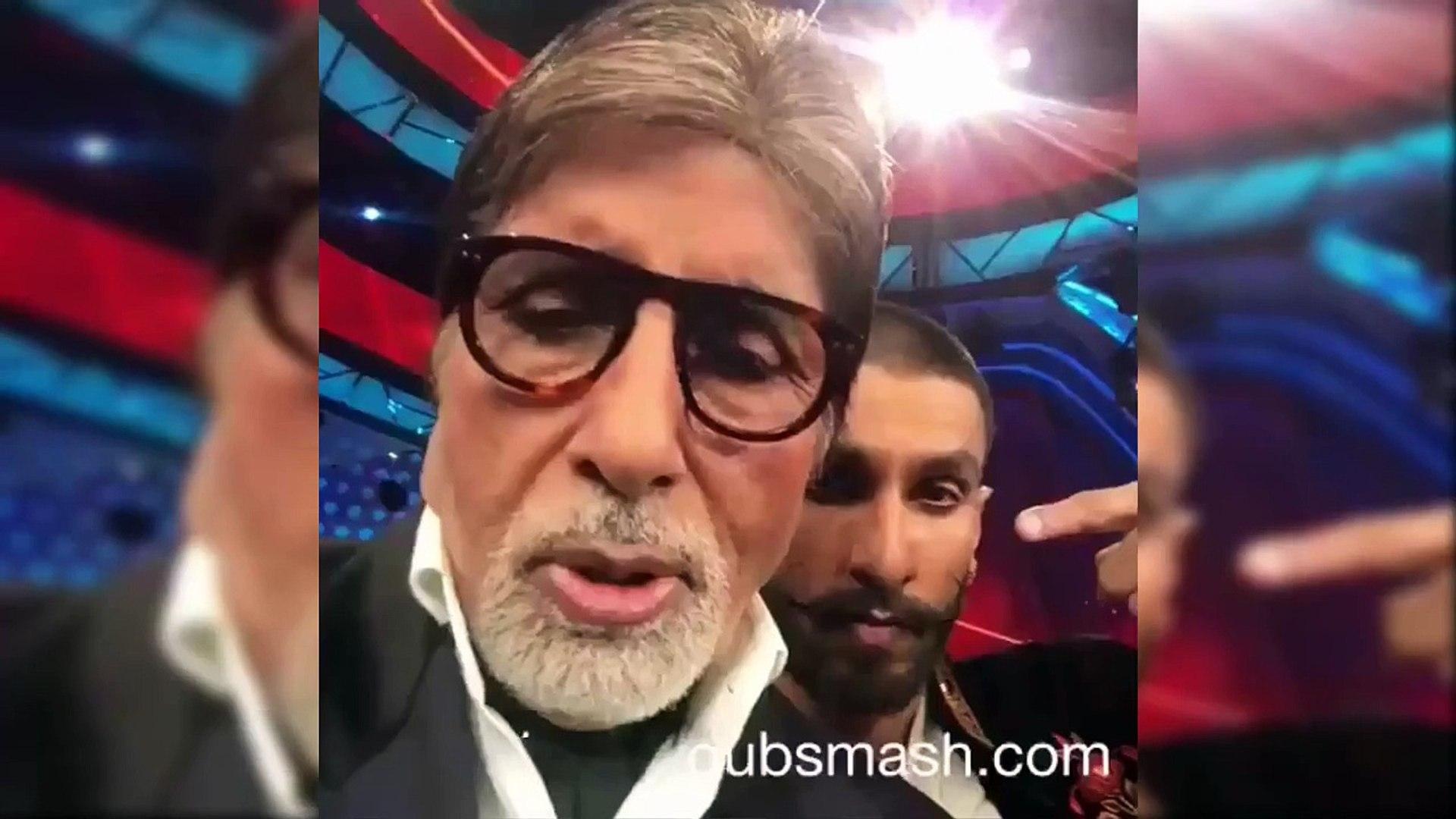 Amitabh Bachchan Dubsmash