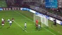 FC Metz - Bourg-Péronnas 4-0