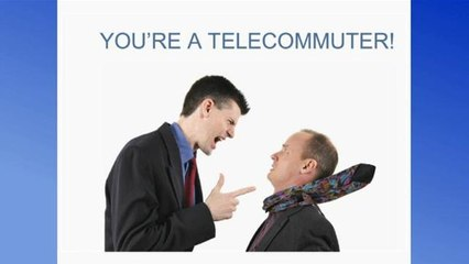 How To Become A Telecommuter